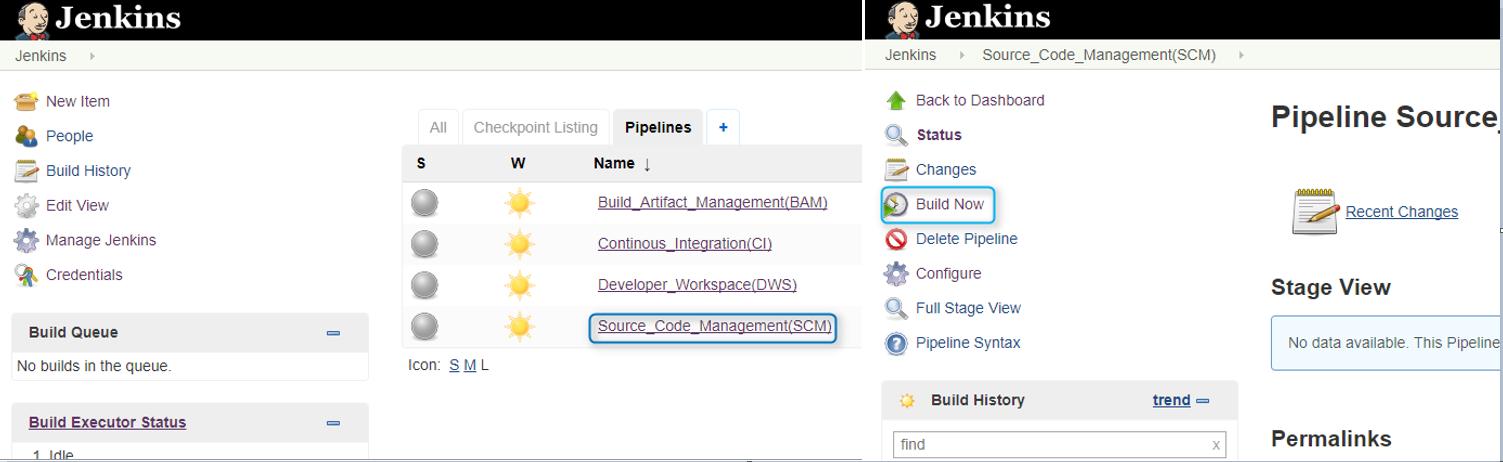 Pre-Requisites — NetApp Jenkins Framework 2 0 documentation